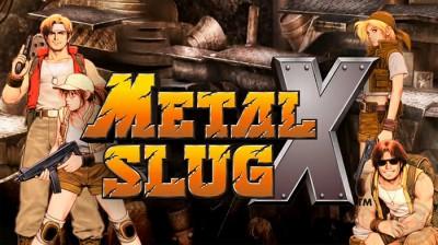 Metal Slug X for Android